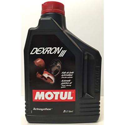MOTUL 100318 Трансмиссионная жидкость Dexron III 2L