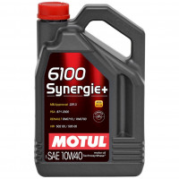 MOTUL 6100 Synergie 15W50 масло моторное 4 л.
