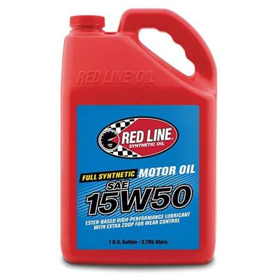 REDLINE OIL 11505 15W50 Моторное масло - 3,8л