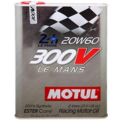 MOTUL 101210/104245 Масло моторное 300V Le Mans 20W60 2L