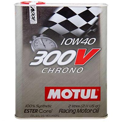 MOTUL 103135/104243 Масло моторное 300V Chrono 10W40 2L
