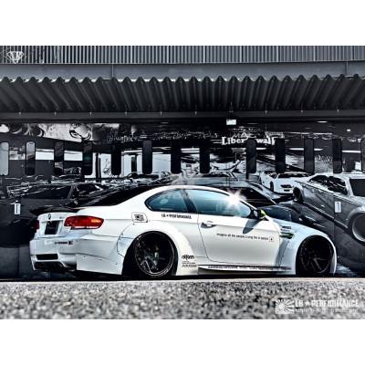 LB Performance LB WORKS Обвес widebody для BMW M3 E92 (TypeII) карбон / дактейл