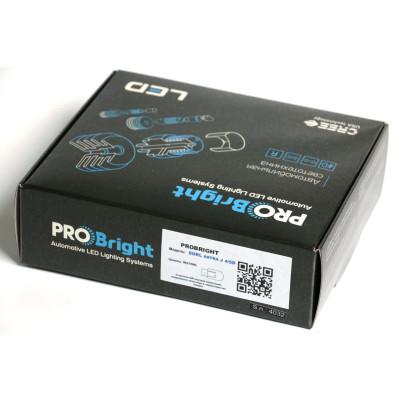 Светодиодные модули для замены ламп в штатные ДХО автомобилей Opel: Astra J 4D, Astra J 5D, Insignia SDRL GM 4/5D