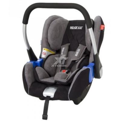 SPARCO 00927GR Кресло/сиденье детское F300 K (группа 0/0+, 0-13кг), серый