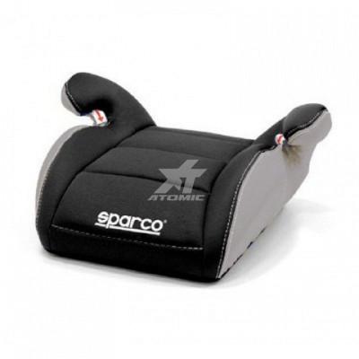 SPARCO 00924NRGR Кресло/сиденье детское (бустер) F100 K, черный/серый