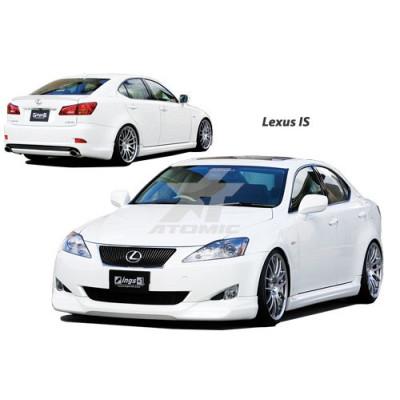 KAKUMEI Обвес из 3х частей для Lexus IS (INGS Style)