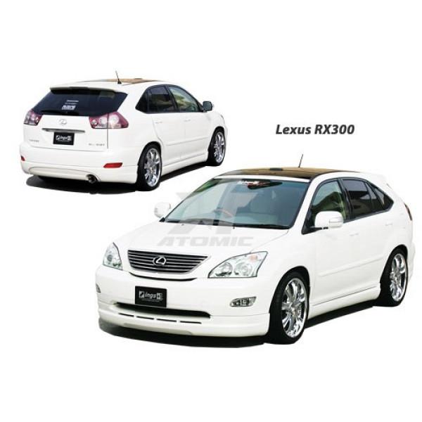 KAKUMEI Обвес из 3х частей для Lexus RX (INGS Style)
