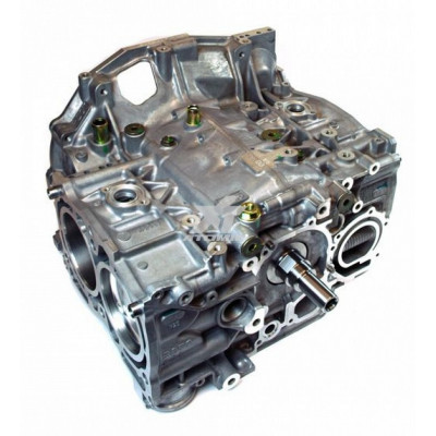 SUBARU 10103AB600 Блок двигателя EJ25 атмо для SUBARU LEGACY 2003-2005 (шорт-блок в сборе)