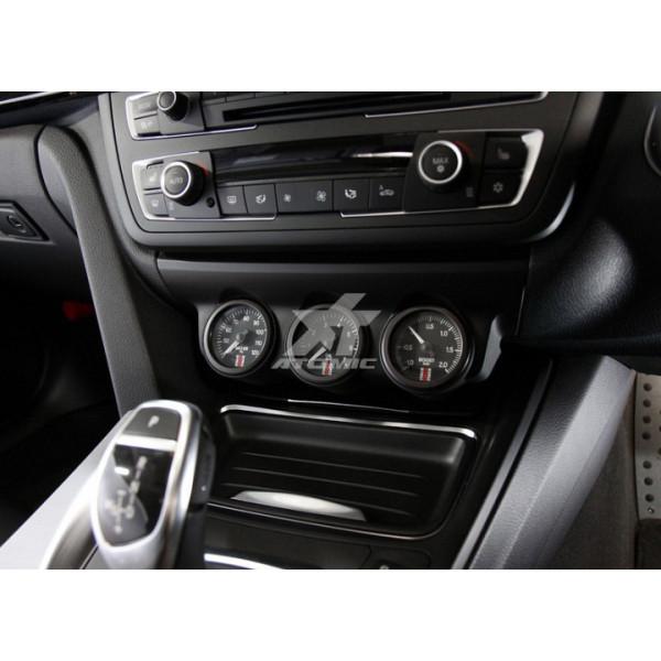 3DDesign 6201-23011 Подиум для трех прибор для BMW F30