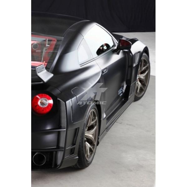 AXELL AUTO Обвес для Nissan R35 GT-R