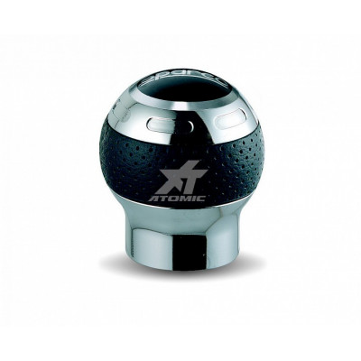 SPARCO 03745PTN Рукоятка рычага коробки передач (ручка КПП) Globe-X перфорированная черная