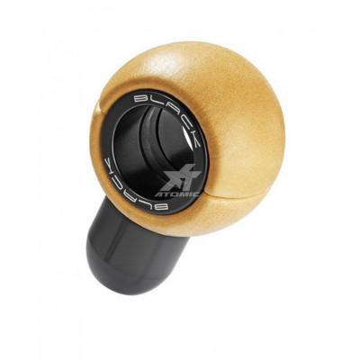 BLACK 020101141/60 Ручка КПП BLACK RING бежевая кожа