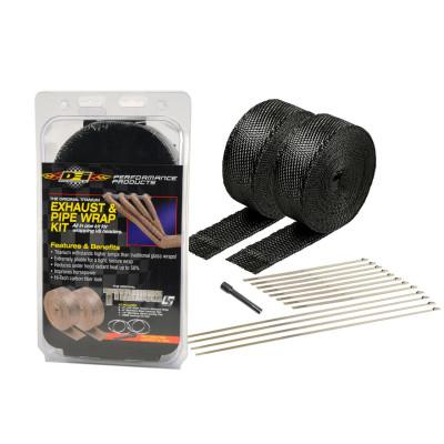 DEI 010073 Термолента комплект-Black Titanium Wrap, Locking Ties & Locking Tie Tool