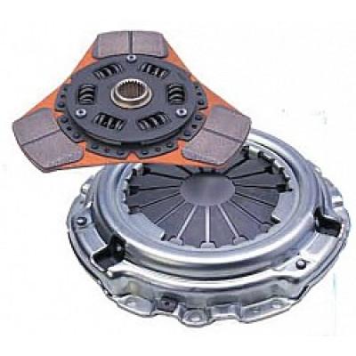 EXEDY 07954 Комплект металлокерамического сцепления для FORD FOCUS 04-07 (Stage 2)