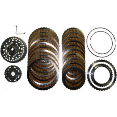 DODSON BMW CSK Комплект сцепления SPORTSMANS (BMW DCT SPORTSMAN CLUTCH KIT) для BMW DCT